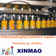 German quality DCGF aluminum beverage cans production machine