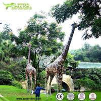 Simulation Replica Sculpture Fiberglass Animal