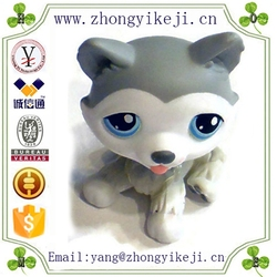 2015 chinese factory custom made handmade carved hot new products polyresin pets and dogs