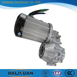 traction motor for elevator traction motor 60V 2200W for tricycle