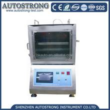 Testing Equipment FMVSS 302 Car Inner Ornament Burning Tester