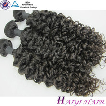 Natural color thick ends stylish unprocessed 100% brazilian virgin hair brazilian human hair 12 14 16 18 virgin indian hair