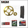 Factory OEM Quality 428H Motorcycle Chain Sets