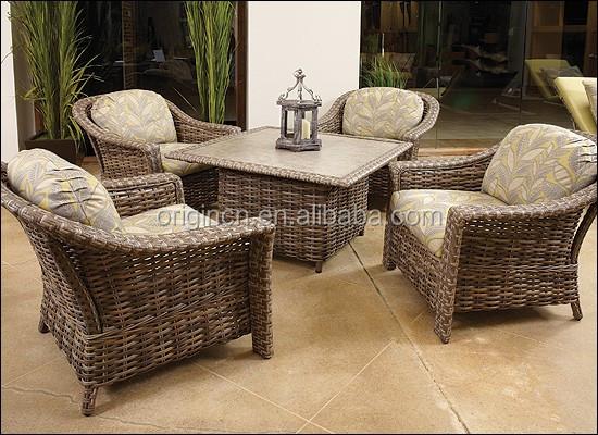 Muebles Terraza Mimbre. Terraza Para Muebles Rattan Jardin Mimbre Y ...