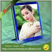 customised high quality acrylic beautiful sex girl photo frame
