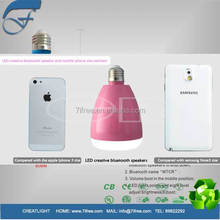 new hot Personal wireless lighting Smart music bulb home smart gadget for new iphone