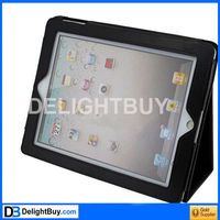Smart Cover/ stand synthetic leather /PU Case for iPad 2/3