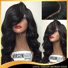 2015 New Arrival Fashion Wig Brazilian Human Hair 130% Density Full Lace Wig