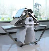 bakery electric pizza dough roller machine dough sheeter