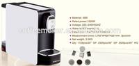 19 bar Espresso Coffee Maker Type Capsule coffee machine ZNCM203A