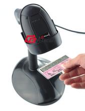 auto escáner de códigos de barras 1D y 2D