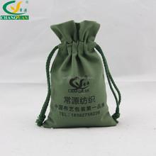 custom santa sack cotton bag drawstring