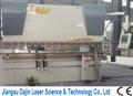 2015 WL67K-100T Ledan CNC sincronizado hidráulica máquina dobladora