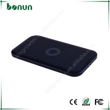 Consumer electronic new universal wireless charger qi transmitter works with all QI-Enabled devices