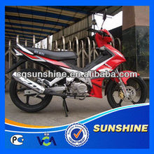SX125-14A Best Selling New Powerful 125CC Cub Motor Bikes