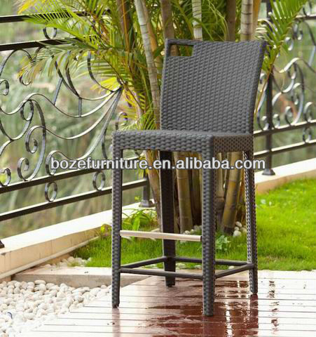 meubles de jardin en osier meubles en rotin en plastique tabouret de bar chaise haute made in. Black Bedroom Furniture Sets. Home Design Ideas