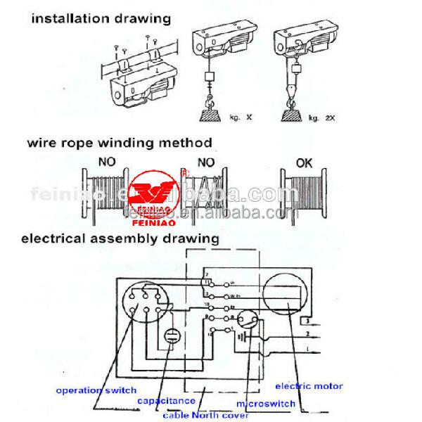 Pa mini type electric hoistnew condition mini hoist crane buy pa g swarovskicordoba Choice Image