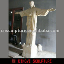 Giant Statue of Jesus Chris,miniature model