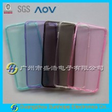 Cell phone case with Soft 0.3mm thickness TPU mobile phone case and Lovely Colorful cell phone case for iphone 6 plus S