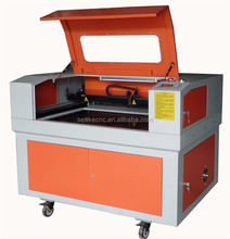 senke brand mini co2 laser engraving cutting machine price 6090 for stone wood/laser cutting for sale