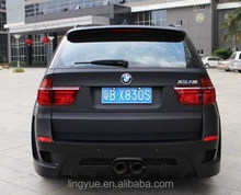 perfect fitment body kit for x5 widen style
