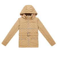 New Coat Latest design jackets for women Winter quilted jacket(Sample Allowed)