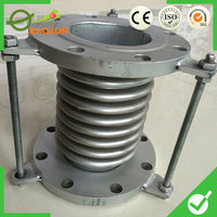 Flexible Rubber Expansion Bellow with Tie Rod