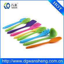 utensil sets /china manufacturer Silicone cook tool / kitchen utensil set