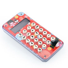 New Product 10 Digits Fancy Mini Pocket Calculator