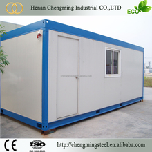 flexible and durable antiseismic rainproof import china products expandable container house