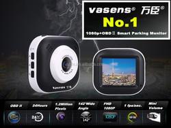 Panda eyes ,Vasens-A003(Black) HD MINI Car DVR,720p mini hd dvr