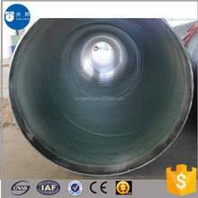Best design carbon steel pipe with epoxy coal pitch coated for recycled water utilization