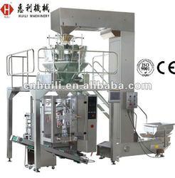 granule packing machine , tea packing machine with 4 head weigher