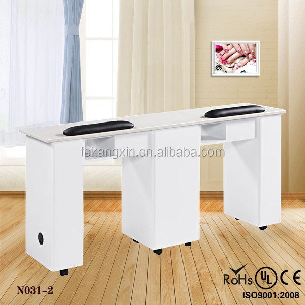 Manicure chair nail salon furniture kzm n031 2 buy for Small manicure table
