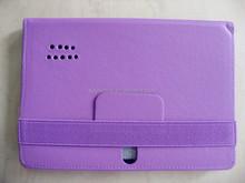 "New arrival top grade felt material 7"" tablet case with elastic"