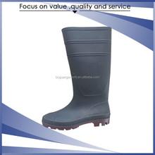 New Design Rubber Unisex Transparent Boots
