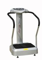 Black Pro 1000w Crazy Fit FullBody Vibe Massage Machine Platform Massage Fitness