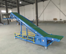 Automatic Truck Loading and Unloading Conveyors