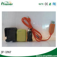 Cheap GPS Tracker With SOS button on the side