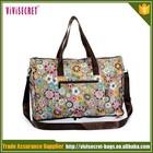 2015 best new design ladies luggage travel bags big foldable travel bag