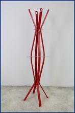 Practical wooden coat/hat hanger/rack E1 standard