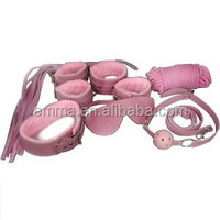 China wholesale sex products pink male bondage halloween party game HK8160
