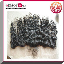 hairline lace frontal hair pieces