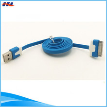 flat super speed data charging for smart phone cable
