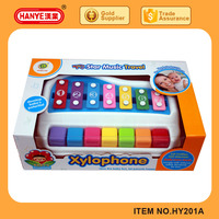 Baby Non-toxic and Safe Toy Srar Music Mini Xylophone