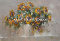Handmade wholesale sunflower oil painting - Buy directly