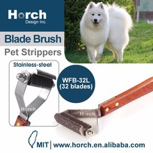 deshedding tool for dogs: dog cat nail cutting usual care blade brush cortador de peine