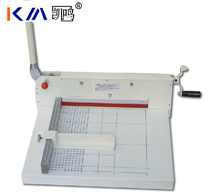 thick layer manual a4 size paper cutting machine