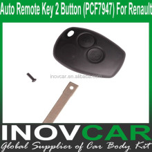 Car Remote Key (PCF7947) For Renault Auto Remote Key