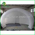 inflável barraca da exposição